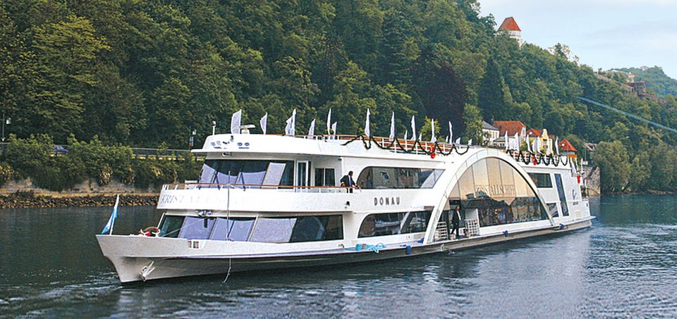 MS Donau - Kristallschiff